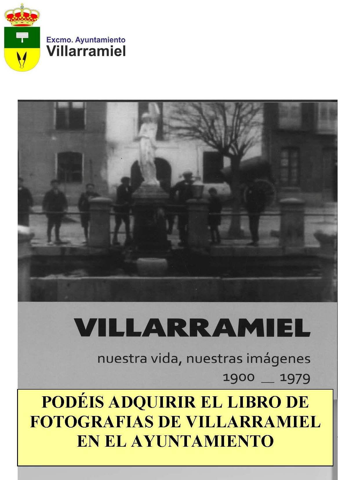 Libro de fotografías de Villarramiel