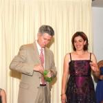 Mariano Valero y Nuria Simón