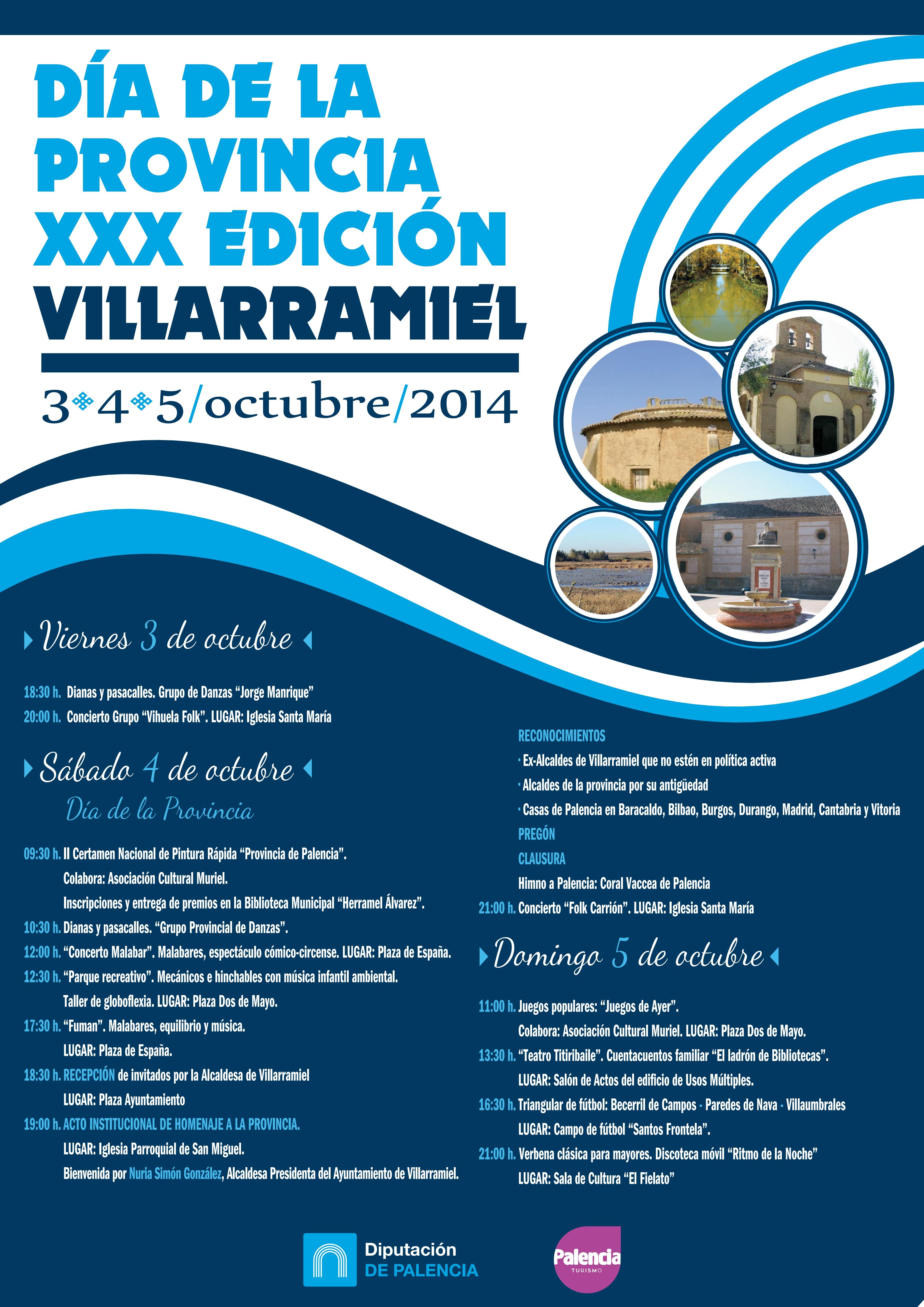 Día de la Provincia – XXX Edición – Villarramiel