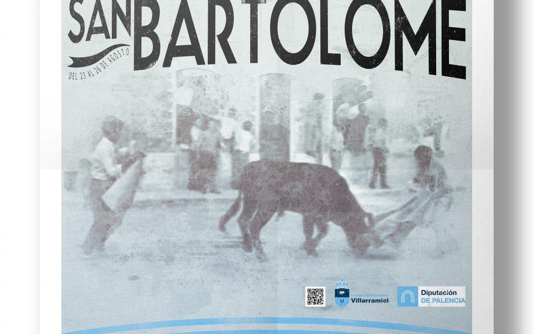 Programa de fiestas San Bartolomé 2018